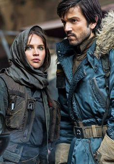 By: Dominic Jones The stars of Rogue One: A Star Wars Story Felicity Jones (Jyn Erso) and Diego Luna (Cassian Andor) were interviewed r. Rogue One Star Wars, Rogue One Jyn Erso, Diego Luna, Film Star Wars, Star Wars Art, Star Trek, Felicity Jones, Starwars, Euro Truck Simulator 2