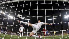 Goal From The Center Field - Dario khan | Culture Gate