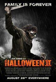 Halloween II - Dir. Rob Zombie 2009
