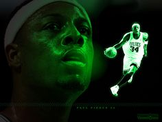 "Paul Pierce #34 Strong & Wise Captain...""The Truth"""