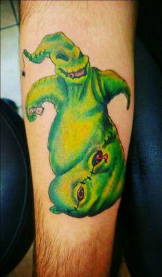 oogie boogie tattoos nightmare before christmas Body Art Tattoos, Tatoos, Color Tattoos, Tattoo Nightmares, Christmas Tale, Xmas, Hawk Tattoo, Nightmare Before Christmas Tattoo, Jack The Pumpkin King