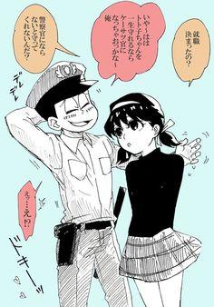 おそ松さん おそトト