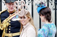 Princess Beatrice at #rw2011: BEST HAT of the day, created by Philip Tracey.