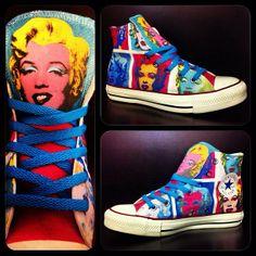 Order your sneaker at www.36custom.com