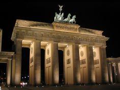 Berlin, Germany - Brandenberg Gate