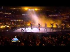 """Beyoncé Live Super Bowl 2013 (Halftime Show) FULL HD. Don't know if this is an """"authorized"""" video so watch it while you can. Whether you like her music or not...Wow...what a performance!"""