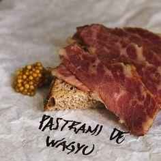 Pastrami de Wagyu (Kobe) por @andremifano ! Regram do @restaurantevito. #beefpassion #pastrami #wagyu #kobe