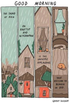 Sunday Vibes #introvert #introvertlife  Source: Grant Snider