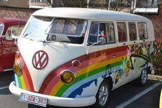 VW Bus vintage  (Lisboa,Portugal)