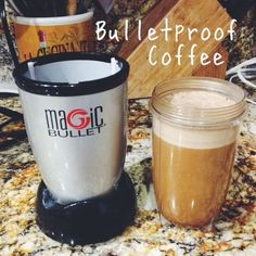Bulletproof Coffee | Hellobee - This sounds so gross I want to try it