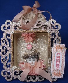 Antique German China Head doll Spring by AfterMidnightDolls