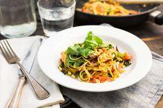 Koken met Aanbiedingen: snelle spaghetti op z'n Italiaans