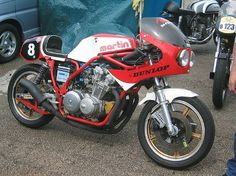 CAFE RACER CULTURE: Honda Martin
