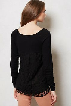 Averly Pullover- Back
