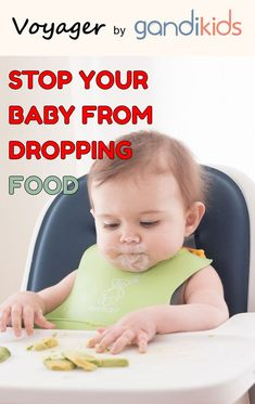 Often, baby led weaning and throwing food go hand in hand. But, you can see, that by paying a little more attention to the manner in which you react to kids, or your family reacts to them, or how much stuff you serve them, or keeping pets at a distance during their mealtimes, you can easily stop your baby from dropping food from a high chair. or more idea, please visit www.gandikids.com