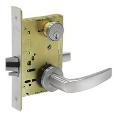 Lever Lockset, Mortise, Office by Sargent. $686.06. Sargent Mortise Lever Locksets, Grade 11-pc. design holds lock securely in door. Strengthened cylinder retainer with 2-prong grip provides resistance against vandalism and unauthorized entry. Heavy-duty hubs and spring cartridge provide superior strength and extend product life cycle. 12-ga. steel lock body case adds security and is corrosion-resistant. 1-pc. latch, easily reversible without opening case. All lock...