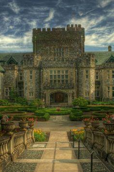 Hatley Castle, Victoria, B.C. Canada