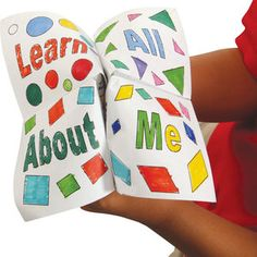 Ready-To-Decorate™ Learn All About Me Fortune Tellers -- Middle school students love making these -- What a cool way to get them to talk about themselves --