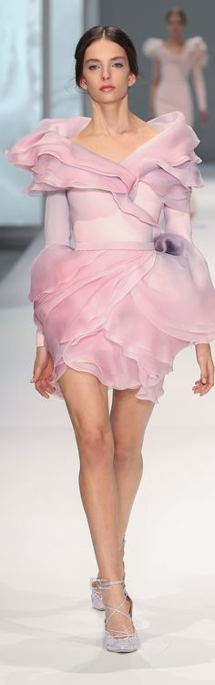 Ralph & Russo Haute Couture SS 2015 ❤