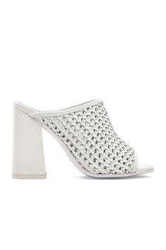 Jeffrey Campbell Druid Heels in White
