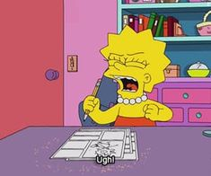Imagem de lisa simpson, girl, and the simpsons Cartoon Icons, Cartoon Memes, Cartoon Art, Simpsons Quotes, The Simpsons, Music Cover Photos, Music Covers, Simpson Wallpaper Iphone, Vintage Cartoon