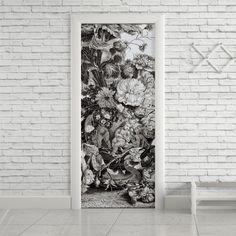 Adesivo de porta anjos - StickDecor | Decoração Criativa