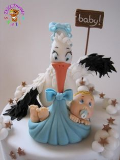 Baby topper - Cake by Sheila Laura Gallo