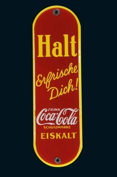 Reklame- und Emailschilder - 33. Auktion Micky Waue Vintage Coca Cola, Auction, Photo Illustration, Vintage Coke