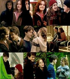 3 harry and hermione fanfiction, harry hermione ron, harry potter pin, Harry James Potter, Harry Potter Tumblr, Harry Potter Hermione, Ron Weasley, Harmony Harry Potter, Harry And Hermione Fanfiction, Harry Potter Actors, Harry Potter Pictures, Harry Potter Universal