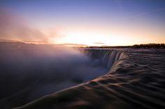 Niagara Falls Sunrise | Flickr