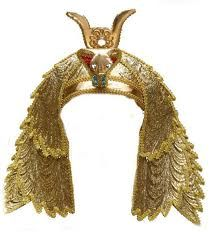 Egyptian headdress for Potiphar's wife
