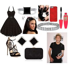 niall's fascinating outfit by katheeja-clara