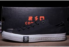 0cc6c62da80b Flash CONVERSE Black Chuck Taylor All Star Canvas Sneakers Top Deals FsGA3