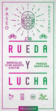 Paseo Nocturno 238 #HazlaLucha Presupuesto para la #MovilidadSostenible #Bici #Mérida #Yucatán #CicloTurixes
