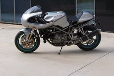 Ducati St Cafe Racer Convertion Kit | eBay