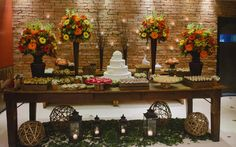 Mini Wedding em Restaurante | Nancy e Maurício {Fotografia: Aline Lelles}