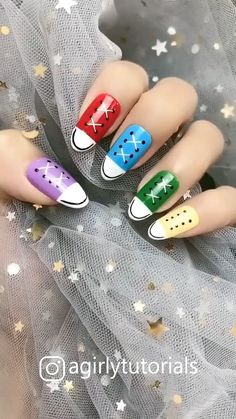 Visit to get around hairstyle tips nail art and a variety of needs for a healthy body Hairstyle Haircare Nailart naildesign diy Funky Nail Art, Dot Nail Art, Funky Nails, Nail Art Diy, Panda Nail Art, Minion Nail Art, Shellac Nail Art, Nail Nail, Golden Nail Art