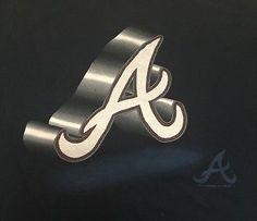 Atlanta Braves MLB Genuine Blue X-Large Short Sleeve Tee T-Shirt XL G1