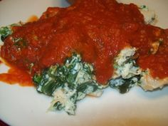 Spinach Ricotta Chicken Bake Recipe - Food.com