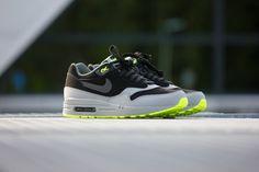 Nike Air max 1 Black Dark Grey - 654466-007