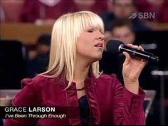 I've Been Through Enough -  Grace Larson