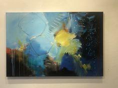 After Rein 2 abstrakt maleri av Ira Ivanova Painting, Art, Art Background, Painting Art, Paintings, Kunst, Drawings, Art Education