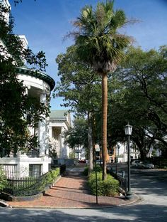 Chippewa Square ~ Savannah, GA