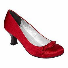 Women's Tiana Dress Shoe - Red