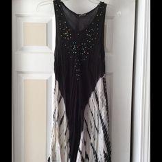 Sundress 100% Rayon. Made in India . Asymmetric style Dresses Asymmetrical