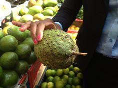 Amazing fresh vegetables in Brixton