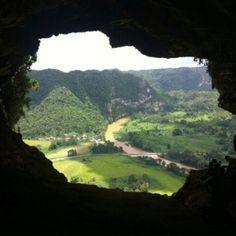 Cueva Ventana Puerto Rico!
