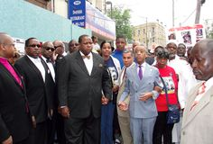 Marching for national movement against police brutality