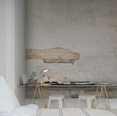 Frontage photo murals - wallpaper - | Rebel Walls