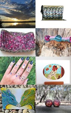 Around the World in 16 Squares by Dix Cutler on Etsy--Pinned with TreasuryPin.com